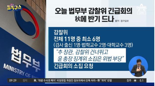 [2020.12.1] 김진의 돌직구쇼 622회