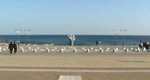 갈 곳 없고 볼 것 없어진 연말연시…해돋이 명소 폐쇄