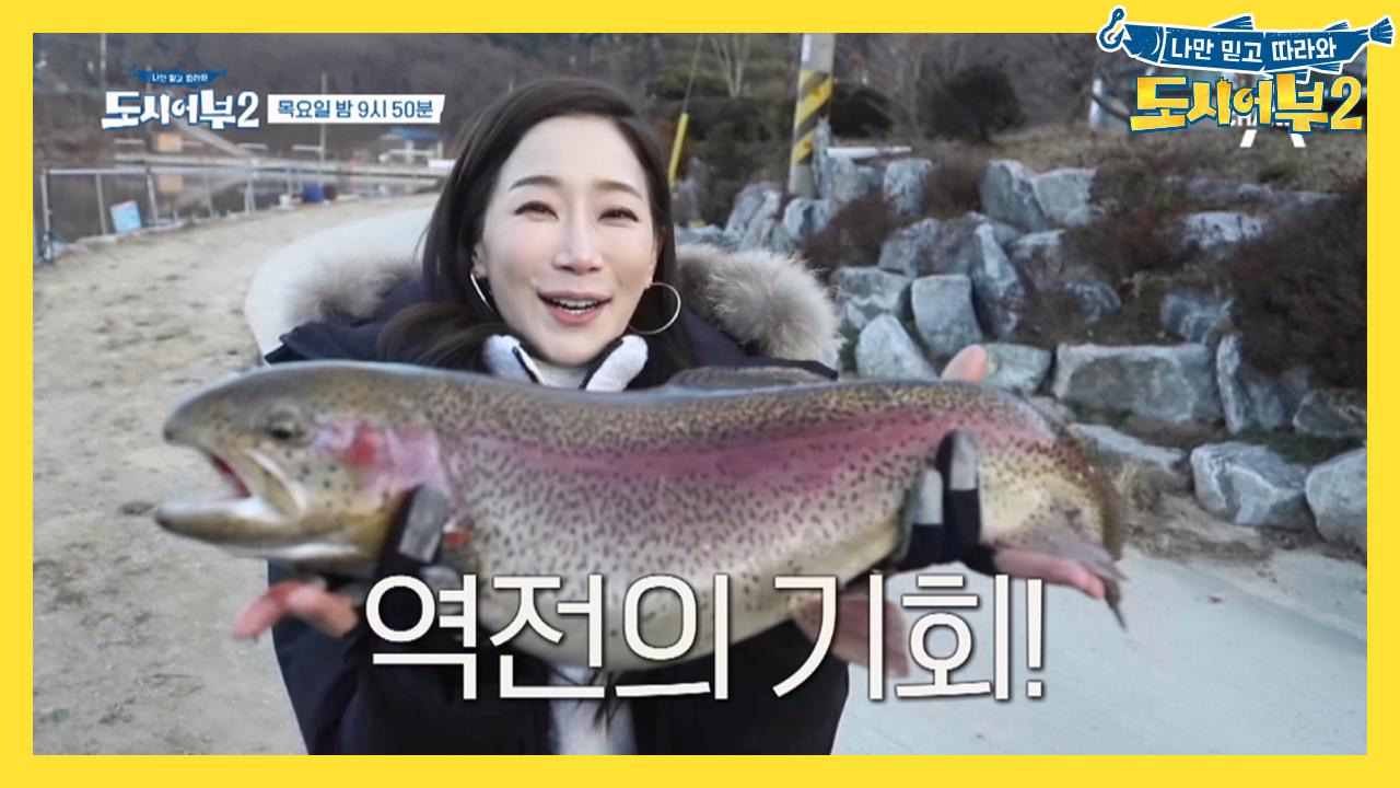 [다음이야기] 연말 송어 대전, 서프라이즈 신흥강자가 ....