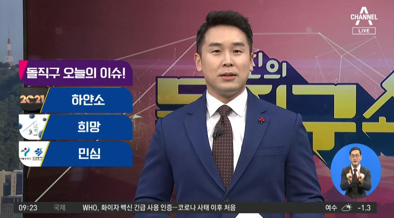 [2021.1.1] 김진의 돌직구쇼 645회