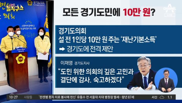 [2021.1.14] 김진의 돌직구쇼 654회