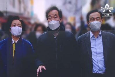 여, 동반 출동 vs 야, 각개 전투…서울시장 선거 행....