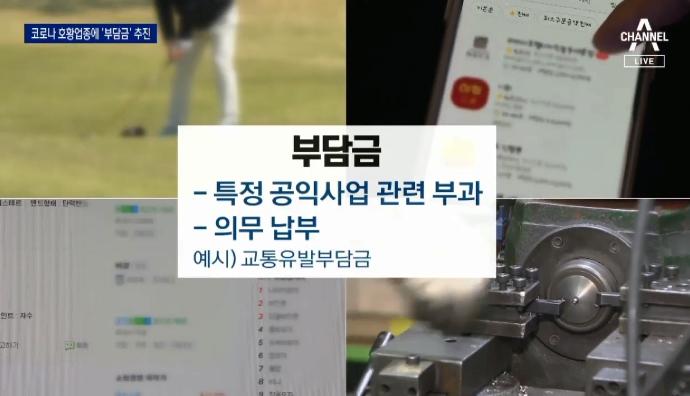 [단독]민주당, 코로나 호황 업종에 '부담금' 부과 추....