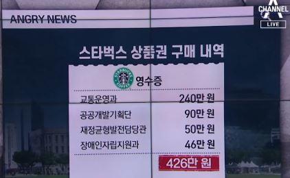 [화나요 뉴스]혈세와 커피색…서울시, 스타벅스 상품권 ....