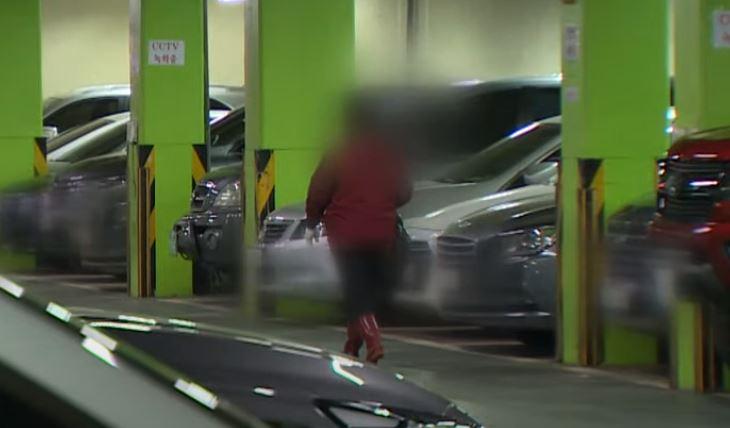 퇴근길 여성 납치 미수…캄캄한 '사각지대' 지하주차장