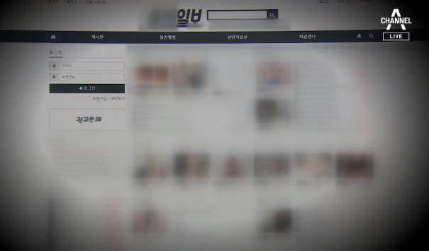 신문사 이름 본떠 '불법 촬영물' 장사…차단 피해 돈벌....