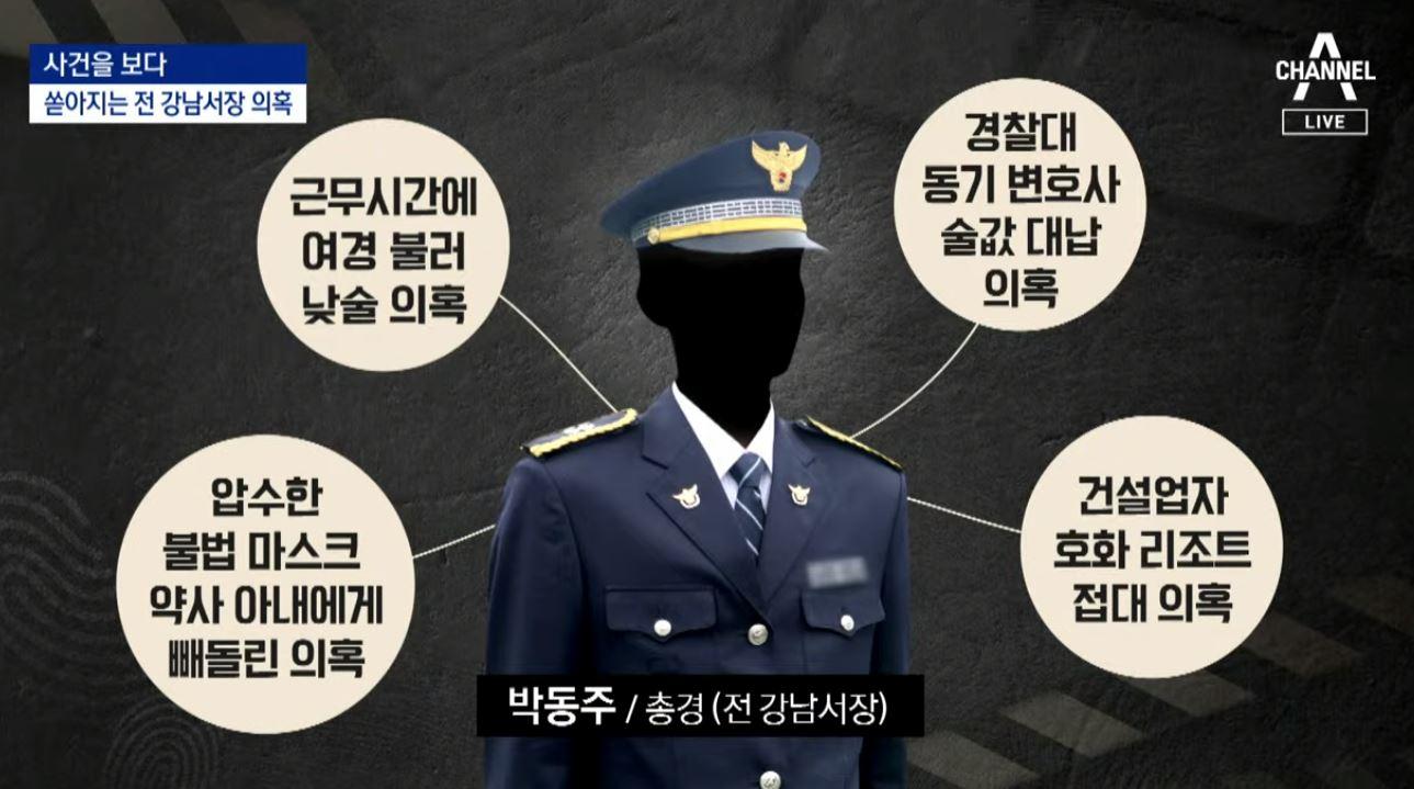 [사건을 보다]'엘리트 경찰'의 추락…계속되는 비위 의....