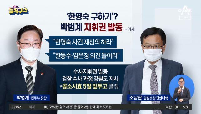 [2021.3.18] 김진의 돌직구쇼 698회