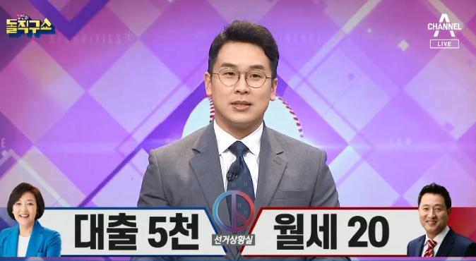 [2021.3.29] 김진의 돌직구쇼 705회