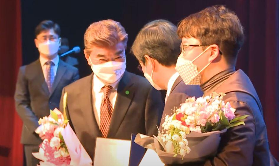 채널A '도시어부' 제10회 수산인의 날 기념 유공 표....
