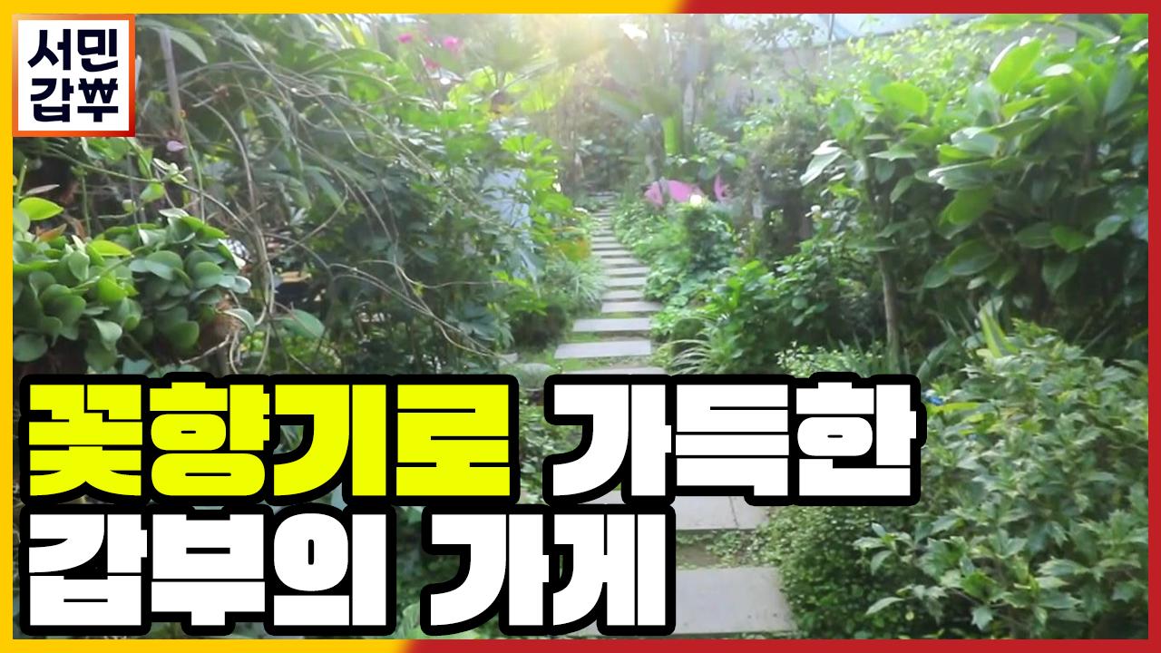 [선공개] 봄 바람 휘날리며~♬ 갑부의 비밀 정원으로 ....