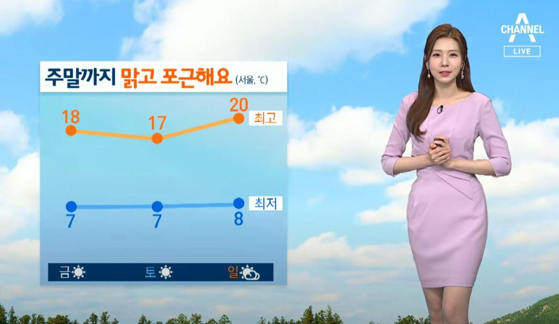 [날씨]주말까지 맑고 포근…건조특보 확대