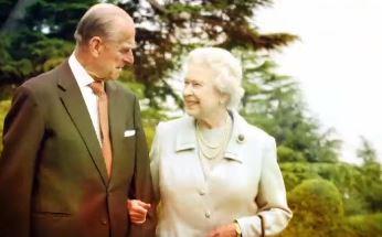 세 발자국 뒤…74년 '영국 여왕의 남자' 필립공 별세