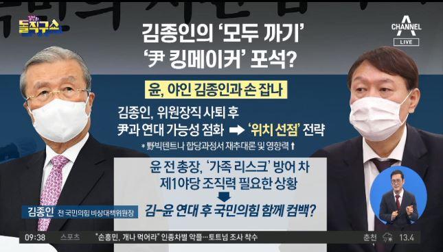 [2021.4.13] 김진의 돌직구쇼 716회