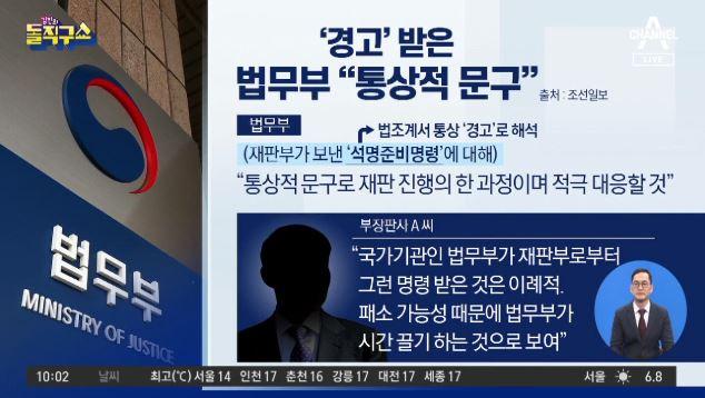 [2021.4.14] 김진의 돌직구쇼 717회