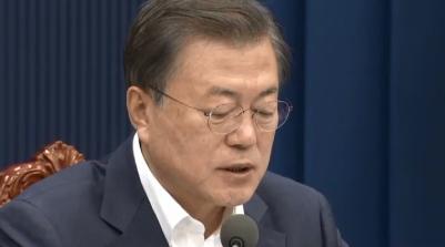 文, 김부겸 총리 후보 지명…5개 부처 개각