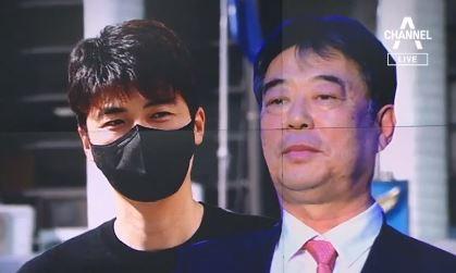 """기성용 부자, 농지 투기 의혹 입건…""""축구 센터 부지"""""""