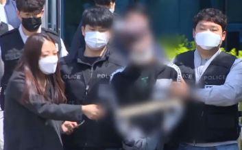 직장 동료 찌른 남성 송치…스토킹 혐의 적용 안 해