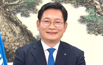 더불어민주당 새 당대표 송영길에게 듣는다