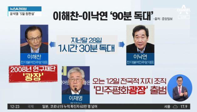 김종인 vs 이해찬, 누가 진정한 킹메이커?