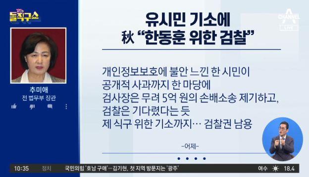 [2021.5.5] 김진의 돌직구쇼 732회