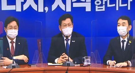 비문 초선 vs 권리당원…귀책사유 불출마 '강대강' 충....
