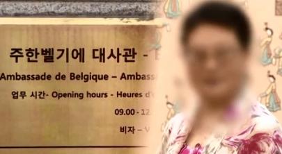 벨기에 대사 부인, '옷가게 직원 폭행' 27일 만에 ....