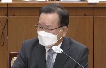 """김부겸의 친문과 선긋기?…""""문자폭탄, 민주주의 아냐"""""""