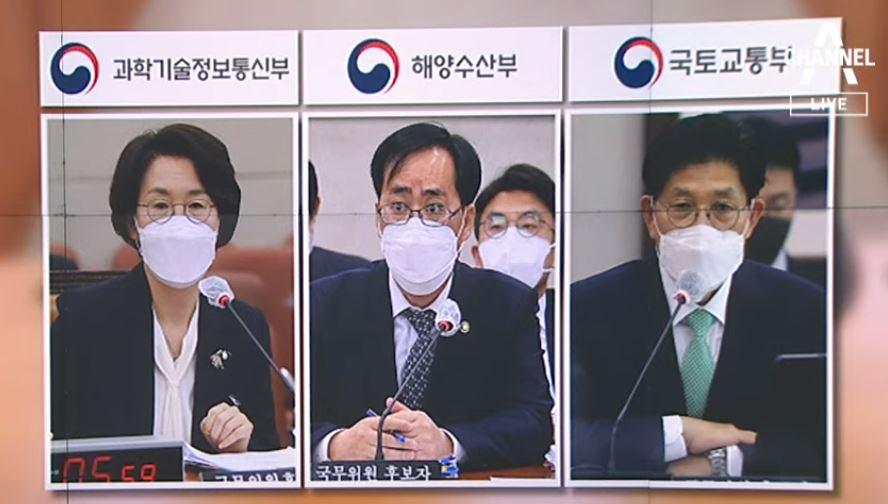 송영길 대표 체제 첫 고위 당정청, '임·박·노' 거취....