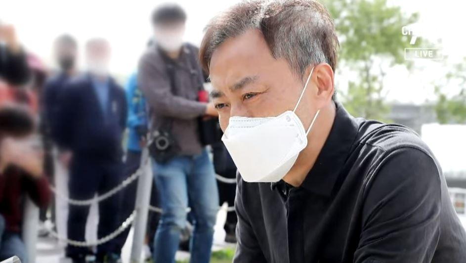 """[뉴스를 보다]손정민 군 아버지 인터뷰 """"나를 안아주던...."""
