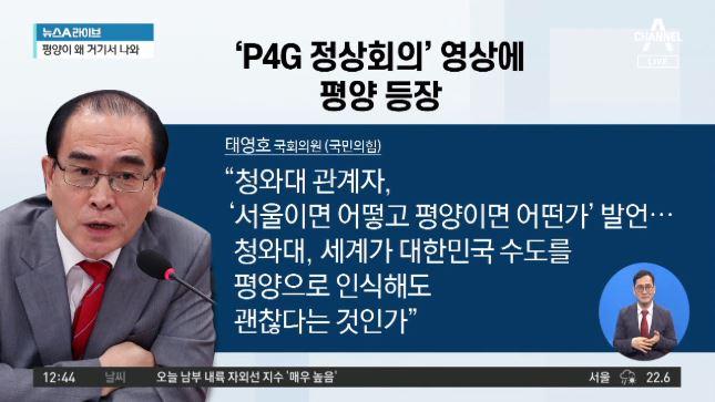 서울 정상회의 홍보에…평양 능라도 등장, 왜?