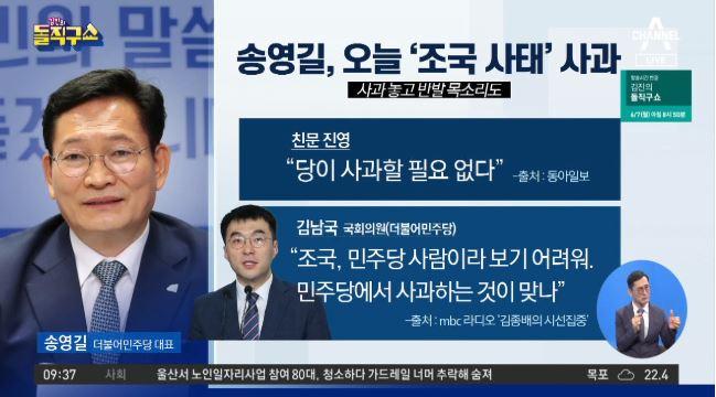 [2021.6.2] 김진의 돌직구쇼 752회