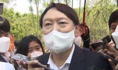 """첫 입장 밝힌 윤석열 """"국민 기대·염려 경청…지켜봐달라...."""