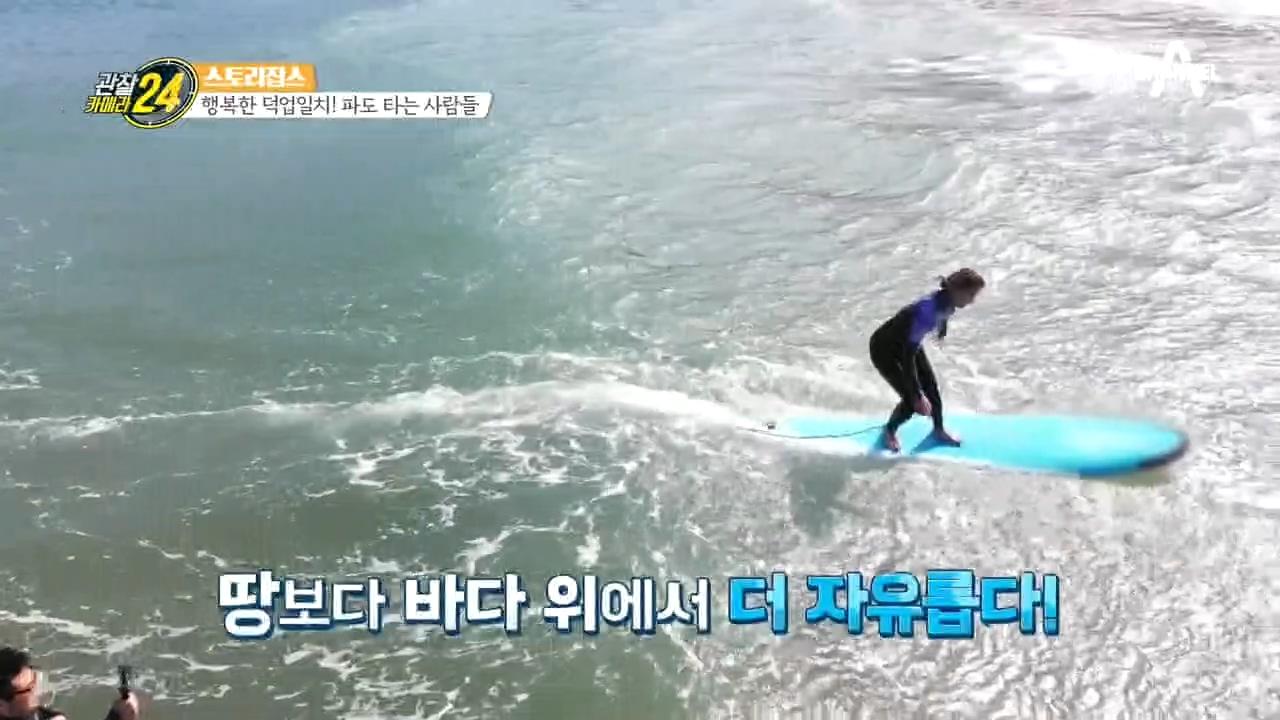 야~여름이다! 바다로 떠난 사람들, 서핑의 매력 속으로....