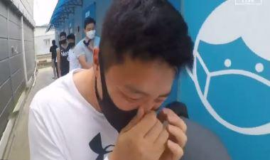 십자수에 강아지까지…남자 럭비대표팀의 반전 매력
