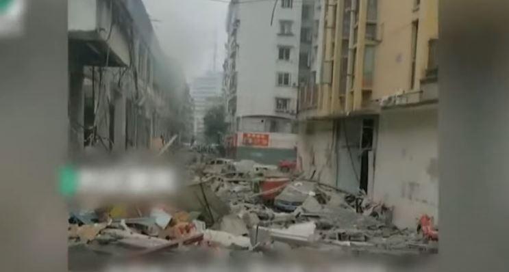 中, 시장서 가스폭발로 150명 사상…연쇄 가스 폭발 ....