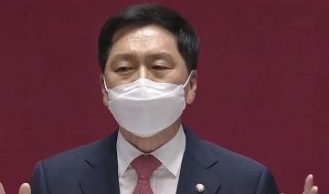 """김기현 """"민주당 586은 실패…꼰대 기득권"""""""