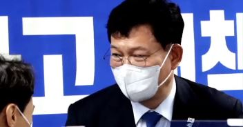 """""""운전자가 본능적으로 가속했다면""""…송영길 대표 발언 논...."""