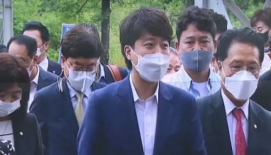 """이준석, 일주일 새 2번 찾아 """"호남 지지율 30% 목...."""