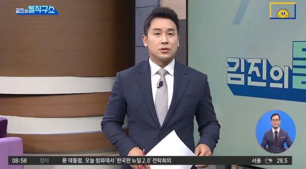 [2021.7.14] 김진의 돌직구쇼 782회