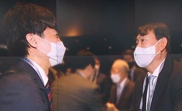 이준석, 윤석열에 합동 일정 제안·후원금 지원 검토