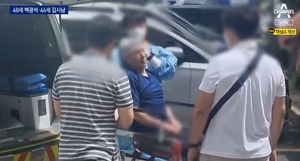 '제주 중학생 살해' 48살 백광석·46살 김시남 신상....