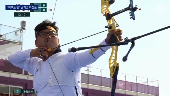 양궁 '퍼펙트 텐' 도장 찍었다…2개 대회 연속 4관왕