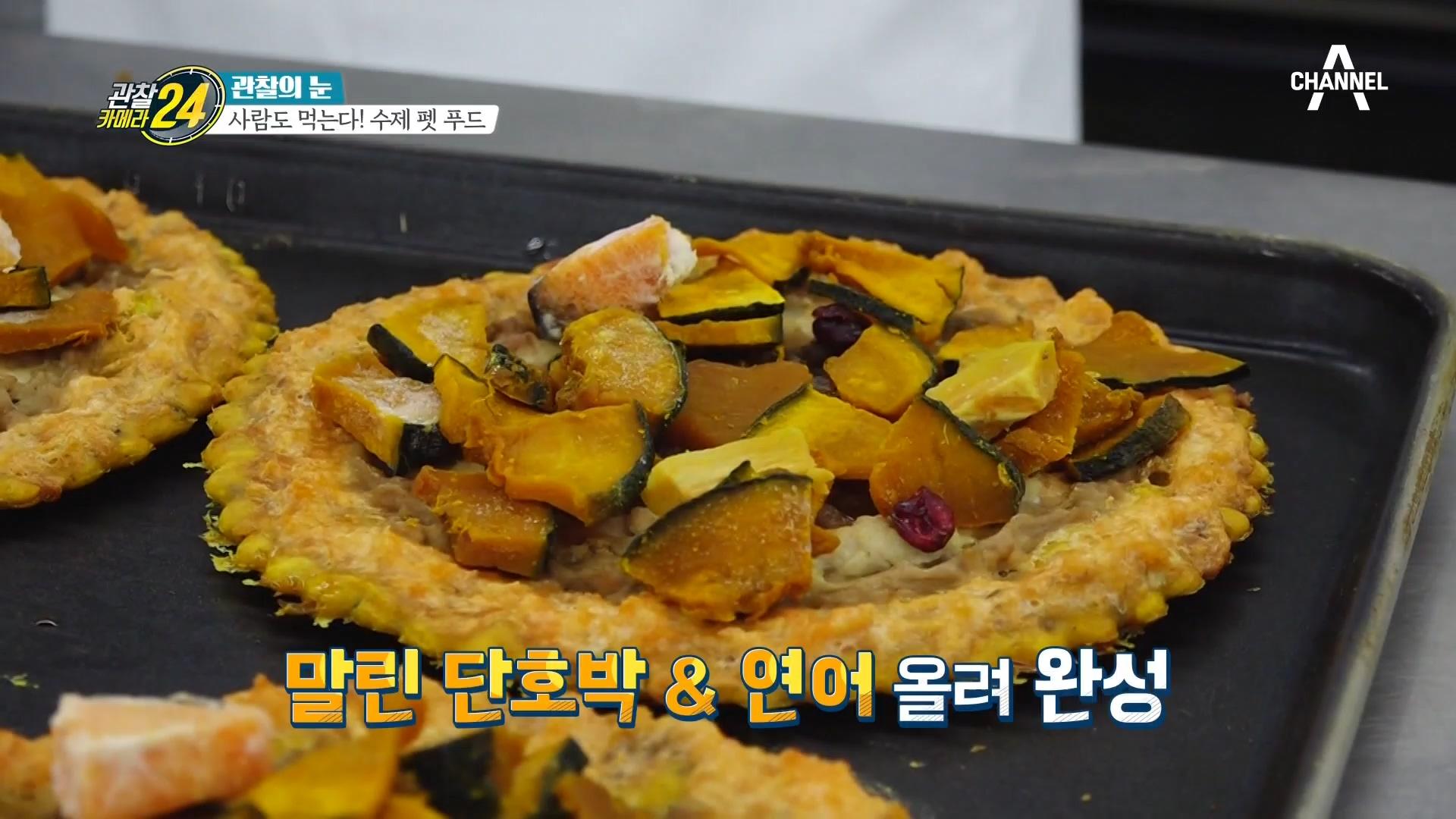 사람도 먹을 수 있는 ★고기 듬뿍 수제 펫 피자★