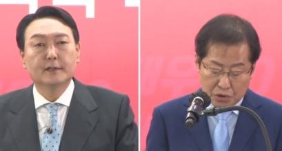 """고발 사주 의혹 내전에…이준석, 尹-洪에 """"경고장 1장...."""