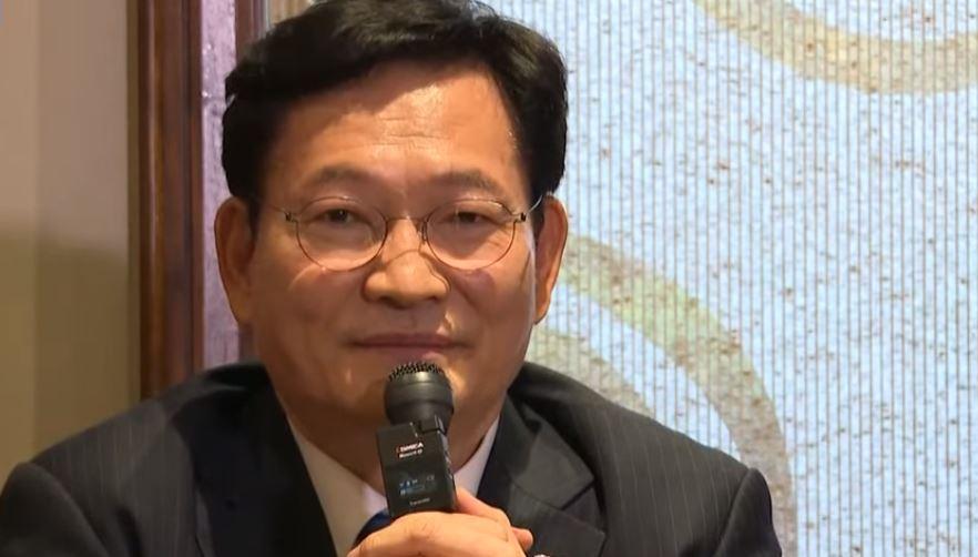 """송영길 """"北 4년간 핵실험 안 했으니, 개성공단 풀자"""""""