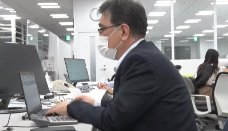 """日 65세 이상 비율 30% 육박…""""70세도 일하게"""" ...."""