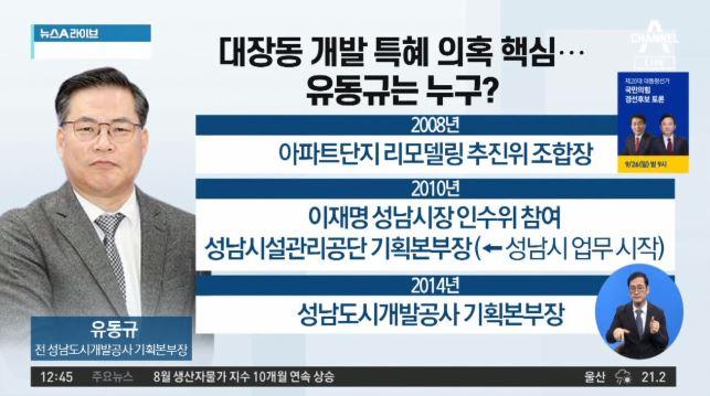 """'대장동' 설계자 유동규…""""민간이익 환수 장치 없애"""""""