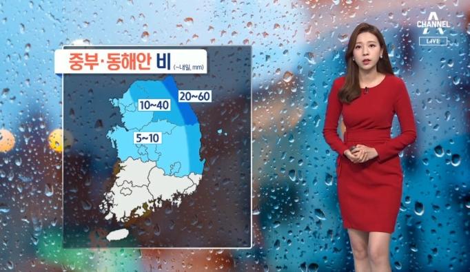 [날씨]중부·동해안 흐리고 산발적 비…남부 더위