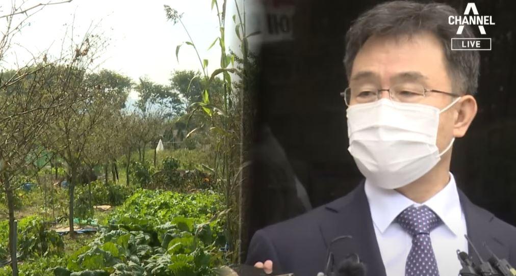 """김만배, 14억에 개발제한구역 농지 매입…""""20년 영농...."""